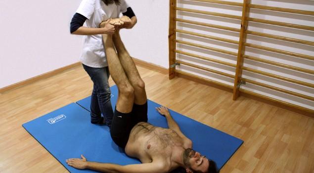 Reeducacion postural 1
